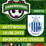 Plakat TuS Usseln - DFB Pokal