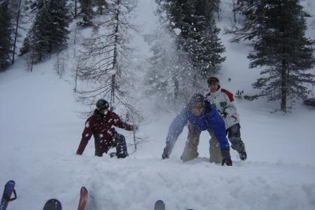 Skifreizeit 2006 Obertauern